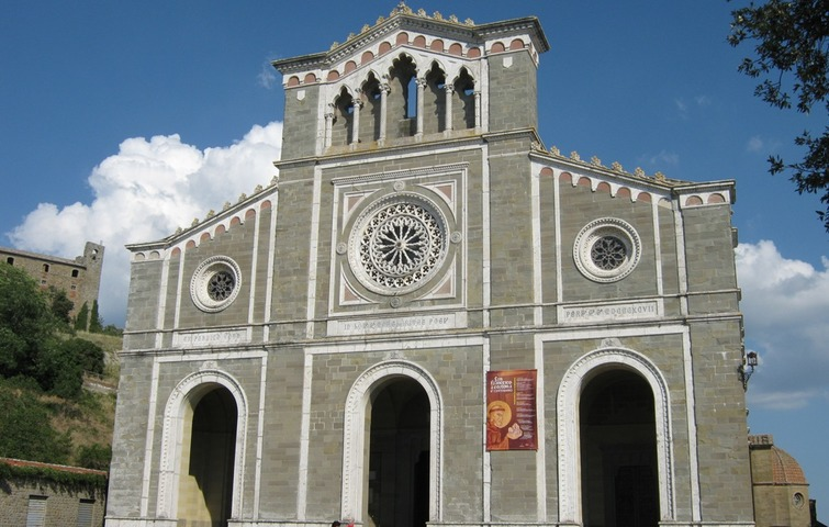 Visita guidata: Cortona, S. Margherita e S. Francesco